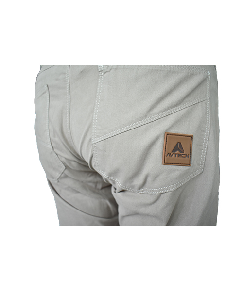 AVTECH - CASUAL CANVAS PANTS